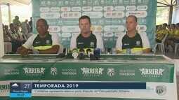 Caldense anuncia parte do elenco que vai disputar o Mineiro em 2019