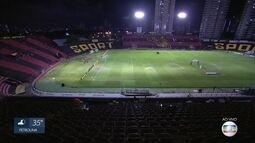Sport enfrenta o Vitória no Recife