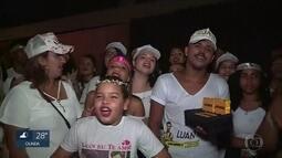Show da Virada é gravado no Recife