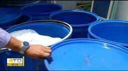 Depósitos impróprios de lixo são encontrados em hospitais do Tocantins