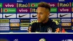 """Neymar critica informações do Football Leaks: fake news"""""""