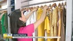 Comércio de Cachoeiro de Itapemirim tem expectativa degerar 800 empregos temporários