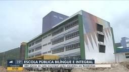 Bombinhas deve ter 1ª escola pública integral e bilíngue de SC