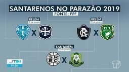 Federação Paraense de Futebol divulga chaves do campeonato estadual de 2019