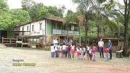 Projeto ensina estudantes sobre a importância da educação ambiental em Ipatinga