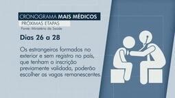 Inscrições de médicos formados no exterior para Mais Médicos começa nesta terça-feira (11)