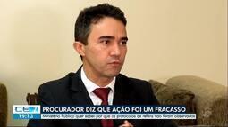 Ministério Público vai acompanhar investigações sobre a morte dos reféns em Milagres