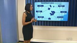 Calor predomina na região dos Campos Gerais nos próximos dias