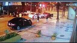 Criminosos metralham carro de empresário da Zona Norte do Rio