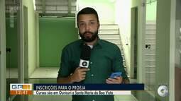 Programa de educação de jovens e adultos está com inscrições abertas no Sertão