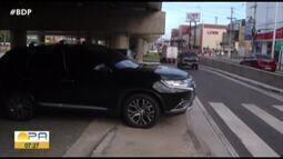 Quadro 'Radar' flagra imprudência e derrespeito no trânsito na av. Augusto Montenengro