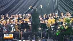 Concerto natalino é realizado em Aracaju