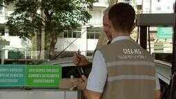 Crea-MG fiscaliza postos de combustíveis em Juiz de Fora