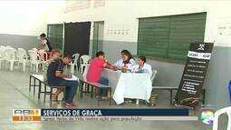 Igreja Verbo da Vida realiza ações de graça para população em Caruaru