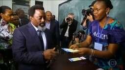 Observadores denunciam irregularidades nas eleições na República Democrática do Congo