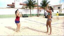 Rebecca e Ana Patrícia vivem boa fase no vôlei de praia