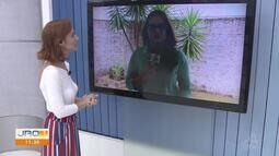 Pedido de liberdade de Vânia Batista é negado