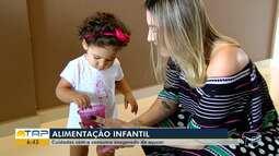 Bom Dia Responde: Veja os cuidados com o açúcar na alimentação das crianças
