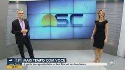 NSC TV amplia e fortalece programação local em Santa Catarina