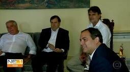Presidente da Câmara, Rodrigo Maia visita Pernambuco