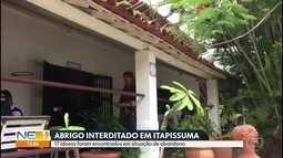 Abrigo de idosos é fechado no Grande Recife