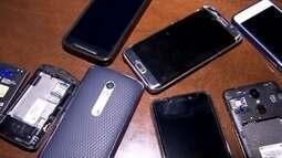 Aumenta o número de celulares roubados no estado de São Paulo