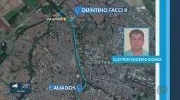 Físico analisa trajeto de motorista e vítimas em acidente na Via Norte em Ribeirão Preto