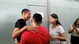 Vídeo mostra chegada do zagueiro Kayque no Tocantins