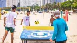 Curta Praia: atividades de bem-estar e lazer no verão