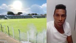 Goleiro Carlão manda recado para torcida do Tocantinópolis em vídeo