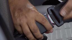 Número de multas por falta do uso de cinto de segurança aumenta em Juiz de Fora