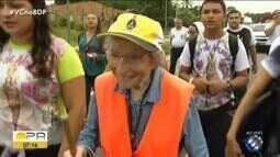 Missionária percorre estados do Brasil por graça alcançada