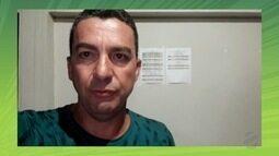 O técnico Piá, do Novo, comenta sobre o momento do time no estadual