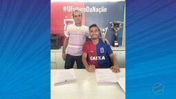 Conversamos com o Vitor Hugo, jovem jogador de Campo Grande que saiu de casa muito cedo