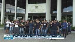 Candidatos cobram deputados por votação da LOA para garantir concurso da PM em Roraima