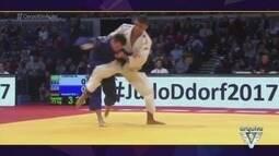Judoca Marcelo Contini planeja temporada e mira vaga para os Jogos Olímpicos de 2020