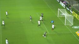 Gol do Atlético-MG!!! Alerrandro recebe ótimo passe de Maicon Bolt e abre o placar!