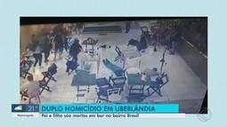 Duplo homicídio é registrado no Bairro Brasil em Uberlândia