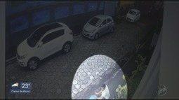 Assaltante é imobilizado por moradores no Centro de Pouso Alegre, MG