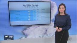 Confira a previsão do tempo para o Sul de Minas nesta quarta-feira