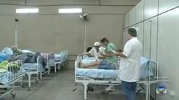 Mais de 150 pacientes passam pelo centro de hidratação contra a dengue em Rio Preto