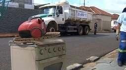 São Manuel recebe o Projeto Cidade Limpa até esta sexta-feira