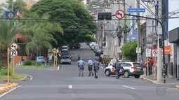 Malabarista de rua acerta rede elétrica e causa 'apagão' em 15 semáforos de Bauru