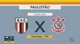 Final de semana tem jogos de futebol na região de Ribeirão Preto