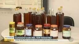 Vigilância Sanitária de Rio Claro apreendeu 100 litros de mel sem garantia de origem