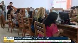 Unidades da rede super fácil em Macapá agendam consultas médicas