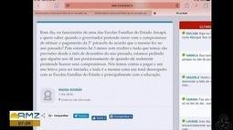 Tô na Rede: morador reclama dos transtornos por causa de terrenos abandonados, em Macapá