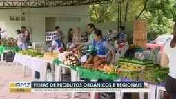 Aumenta procura por alimentos orgânicos em Manaus