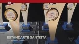 G1 em 1 Minuto - Santos: Desfile das escolas de samba de Santos começa nesta sexta