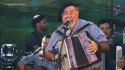 Gaúcho da Fronteira e Thomas Machado foram atrações da Festa da Música e do Galpão Crioul